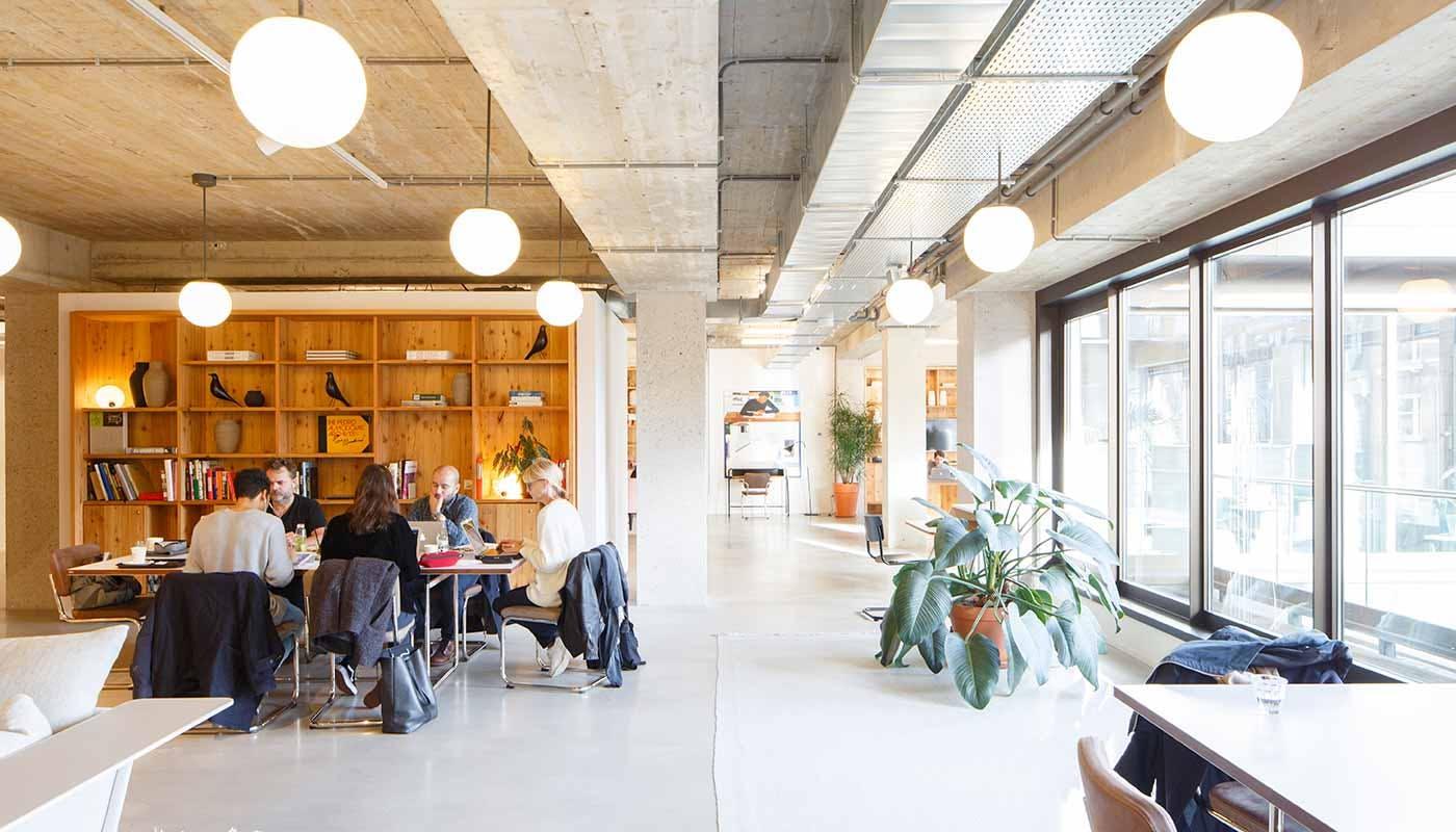 thuê dịch vụ chỗ ngồi làm việc mang lại nhiều lợi ích