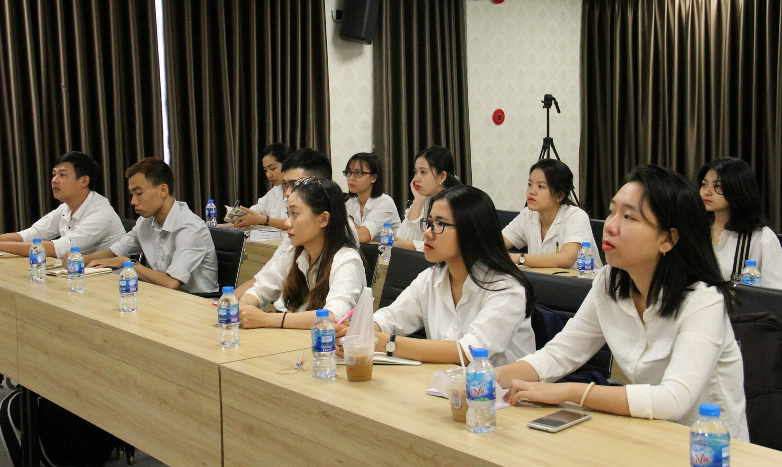 Trong một lớp học tại Southedge Education Division