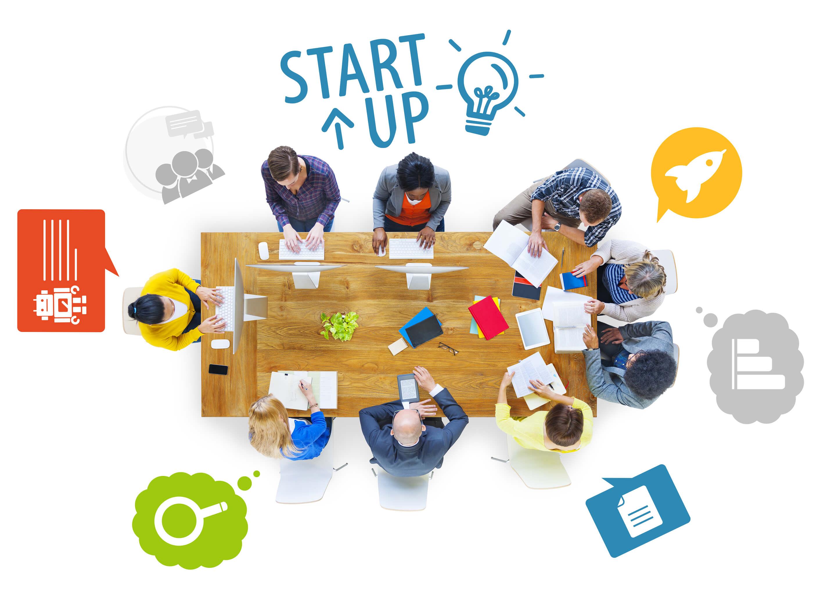 Mô hình Startup