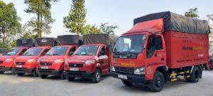 Tìm hiểu đơn vị cho thuê taxi tải