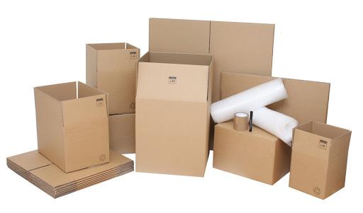chuẩn bị thùng đựng bằng carton