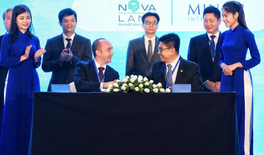 Novaland thu hút đầu tư nước ngoài
