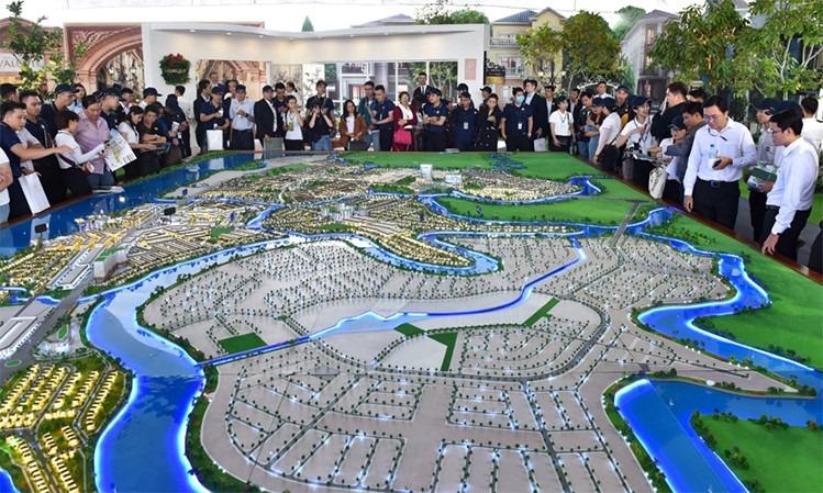 nhà đầu tư tham khảo sơ đồ khu đô thị sinh thái