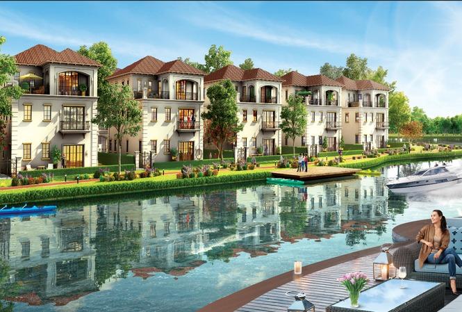 Đô thị Aqua City