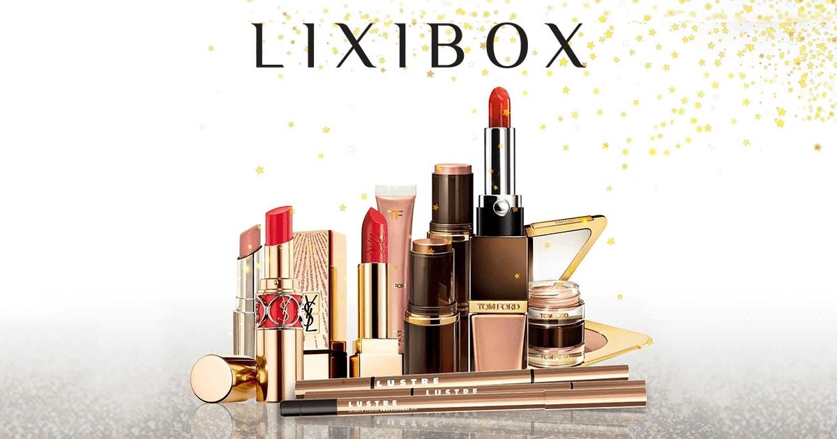 Thương hiệu mỹ phẩm nổi tiếng Lixibox