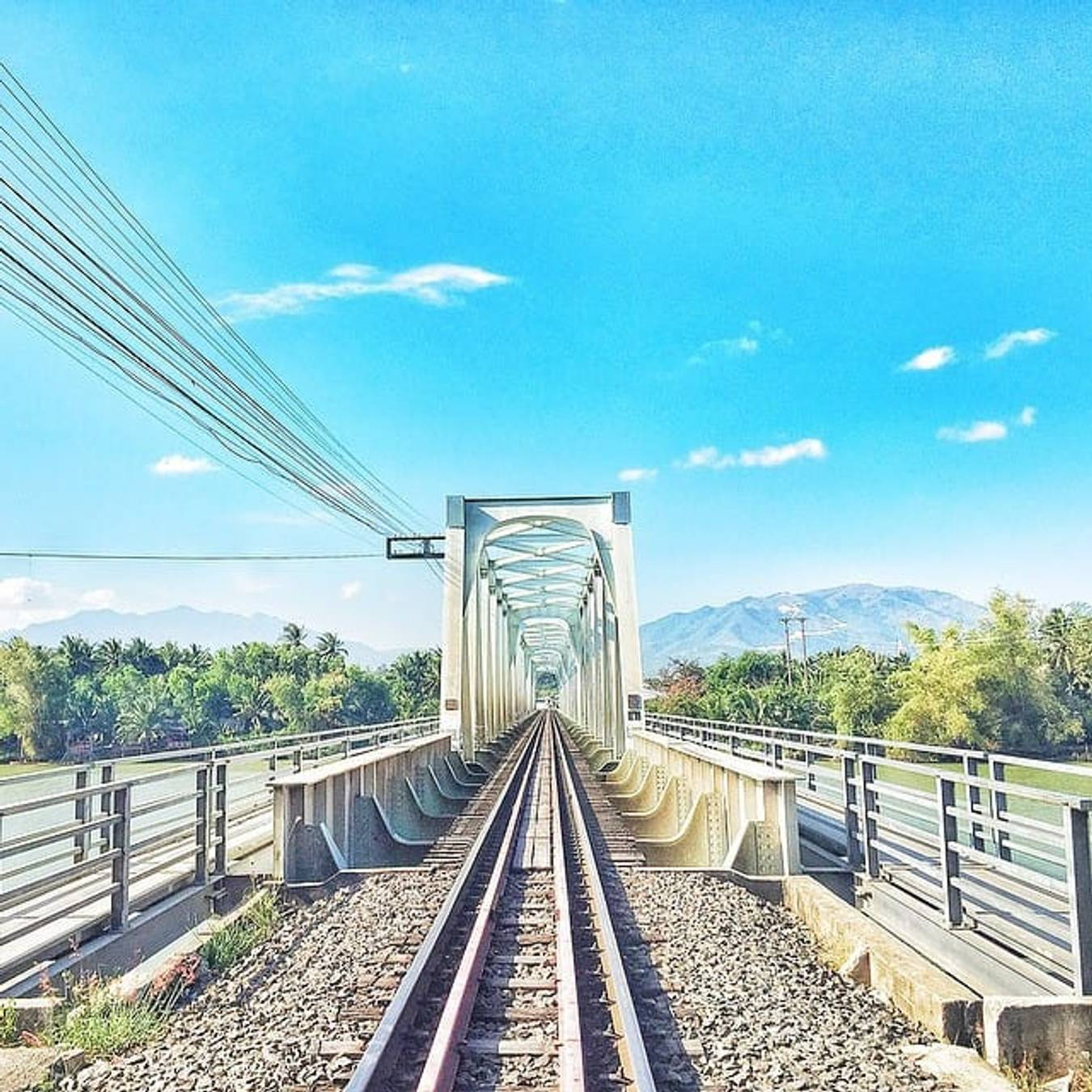 cầu sắt