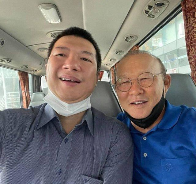 BLV Quang Huy và thầy park
